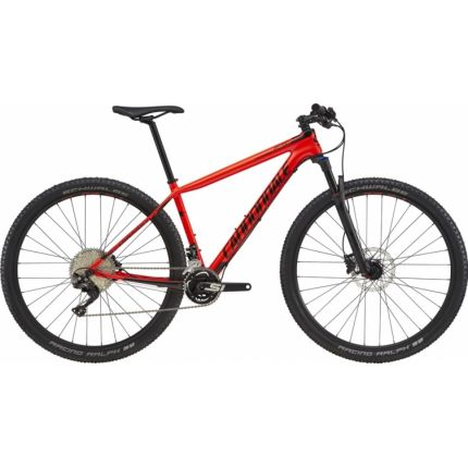 Cannondale 29 M F-Si Crb 5 ARD LG (x), red