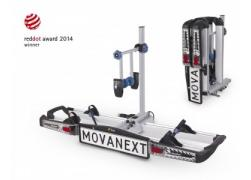 MOVANEXT VISION LED FIETSENDRAGER