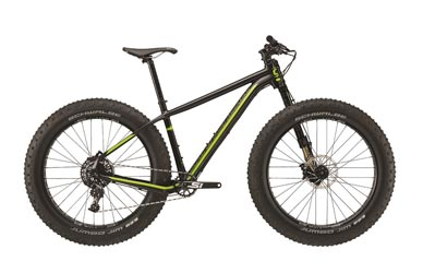 Fat mountainbike
