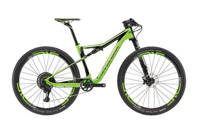 Scalpel mountainbike