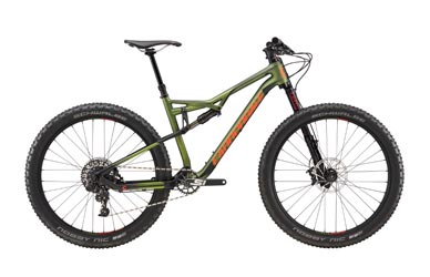 Trail mountainbike