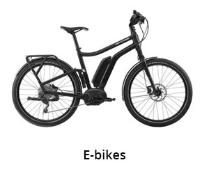 Cannondale ebikes